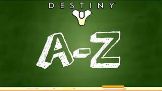 Destiny A-Z - Doctrine of Passing (Live Commentary)