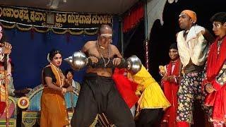 Yakshagana -- Leela manusha vigraha - 13 - Dombarata - Hasya