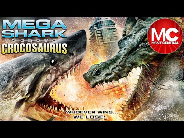 Mega Shark Vs Crocosaurus | Full Action Monster Movie