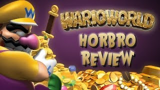 Wario World REVIEW - Horbro