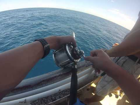 Unreel fishing Trip!! Reds, Nanngyai, & Mackerel!! from YouTube · Duration:  6 minutes 37 seconds