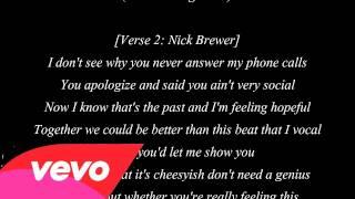 Talk To Me Nick Brewer Feat. Bibi Bourelly Lyrics