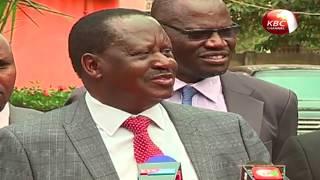 Raila warns against sensationalizing the unity pact