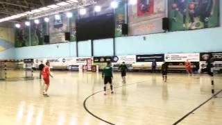 Гандбол vs Мини-футбол