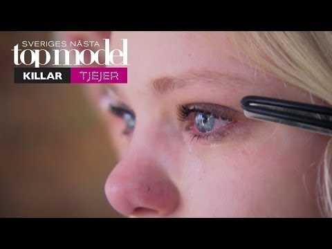 Ellinors Makeover | Top Model Sverige