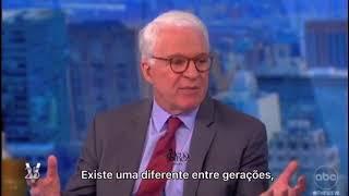 "Steve Martin e Martin Short falam sobre Selena Gomez em ""Only Murders in the Building"""