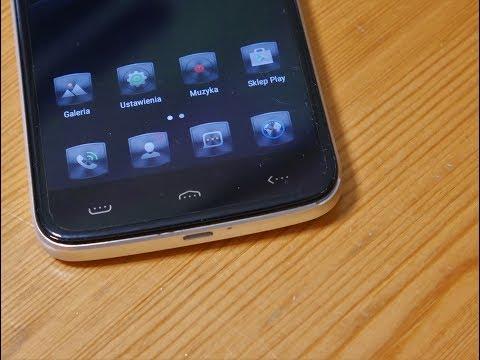 Unboxing Homtom HT50. Tani smartfon, ale z bogatym wnętrzem