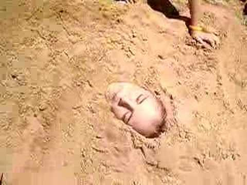 Buried in the sand stories fetish, cuming inside a pussy
