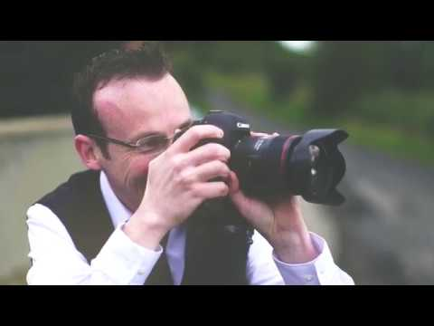 Behind The Scenes At Deborah & Seamus' Wedding By Shea Deighan