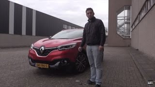 Renault Kadjar 2017 TEST DRIVE, In Depth Review Interior Exterior