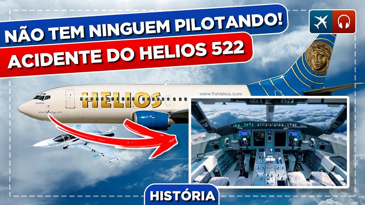 Download Sem NINGUÉM Pilotando - Helios 522 #SentaQueLaVemHistoria EP. 654