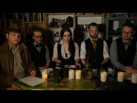 Cthulhu: Pen and Paper Let's Play von twitch Teil 1