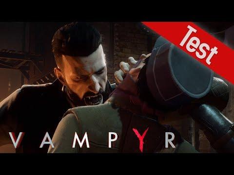 Vampyr im Test/Review: