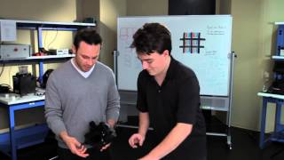 Oculus Rift Development Kit Unboxing
