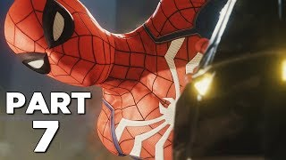SPIDER-MAN PS4 Walkthrough Gameplay Part 7 - SHOCKER (Marvel's Spider-Man)