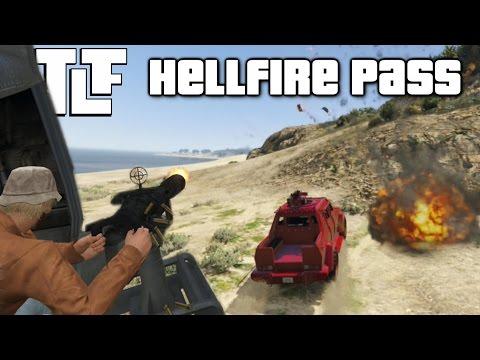 GTA Online: Hellfire Pass Pt. 1
