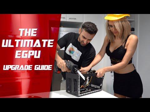 The Ultimate Silent eGPU Upgrade Guide 2019 | DIY PC Build 🔨