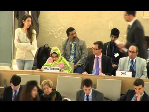 Hagunia RASD- Annual report of the United Nations High Commissioner for Human Rights