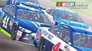 NASCAR Heat Evolution - 2017 Daytona 500!