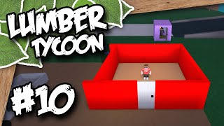 Lumber Tycoon 2 #10 - BUILDING A HOME (Roblox Lumber Tycoon)