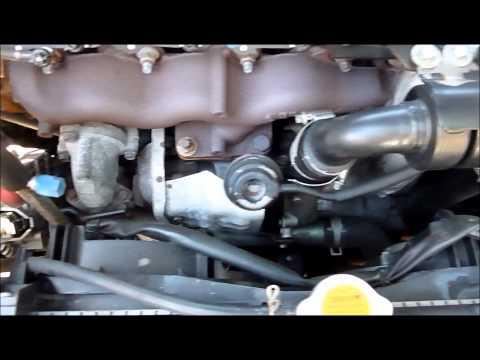 2004 NISSAN PRIMERA 2.2 S TD ENGINE - YD22DDTI