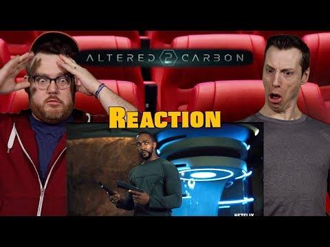 Altered Carbon Season 2 - Trailer Reaction