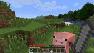 Обучение игры в minecraft 1 часть