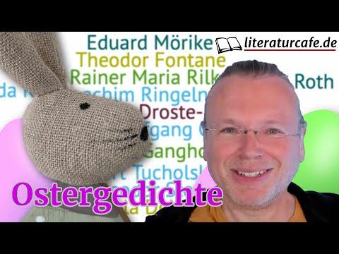 Ostergedichte und Ostergeschichten gelesen von Wolfgang Tischer
