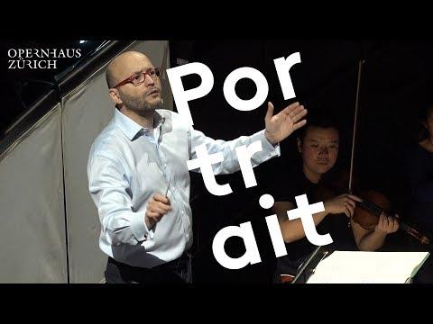 Hinter dem Vorhang: Enrique Mazzola dirigiert «Maria Stuarda»
