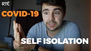 Self-Isolation Vlog Covid-19 Coronavirus: Day 1