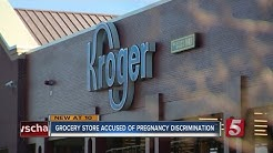 Store Accused Of Pregnancy Discrimination