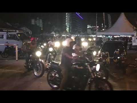 Art  Of Speed Kota Bharu 2018 aoskb18 (night run)