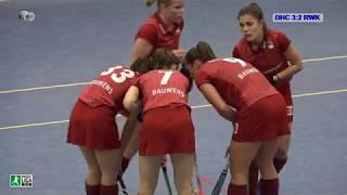 1. Hallenhockey-Bundesliga Damen DHC vs. RWK 05.01.2019 Highlights