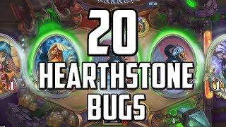 20 Hearthstone Bugs