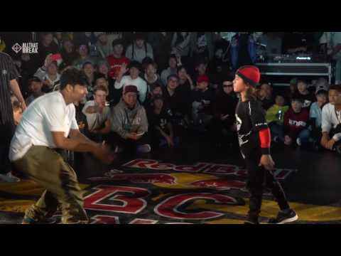 10 Years Old Genius!! B-BOY TSUKKI (Feat. B-BOY KAKU)