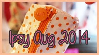 Sub Box -- IPSY Aug 2014 Thumbnail