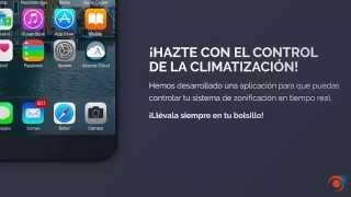 Controla fácilmente tu sistema de climatización con  Airzone Cloud