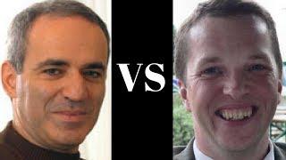 Amazing Chess Game : Garry Kasparov vs Nigel Short – Linares 1992 – Scotch Game (C45)