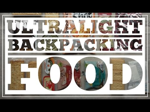 Ultralight Backpacking Food - CleverHiker.com