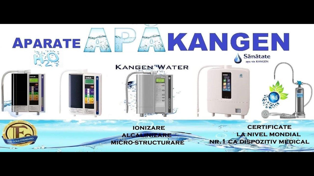 Apa Kangen I Kangen Water de la Enagic
