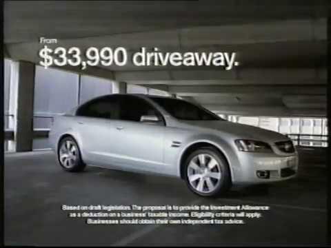 Australian TV Commercials 26 (GTV-9, May 4, 2009)