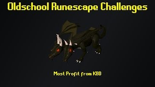 osrs challenges most profit from kbd episode 32