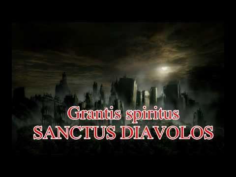 Sanctus Diavolos (With Lyrics)