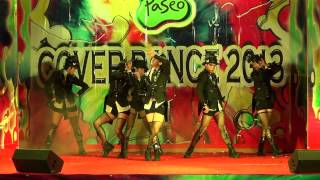 131229 Vixxtor cover VIXX - VOODOO DOLL + โป๊(ใจมันเพรียว) @The Idol Battle Cover Dance 2013 (Semi)