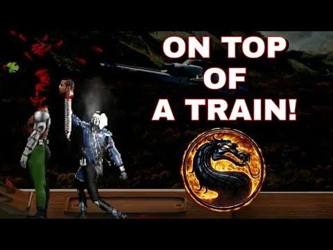 UPDATE IS HERE - Mortal Kombat Defender Earth V3.3 - Triborg Ladder