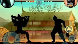 ShadowFight 2 битва с мясником