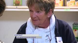 Portrait : les bénévoles du coeur