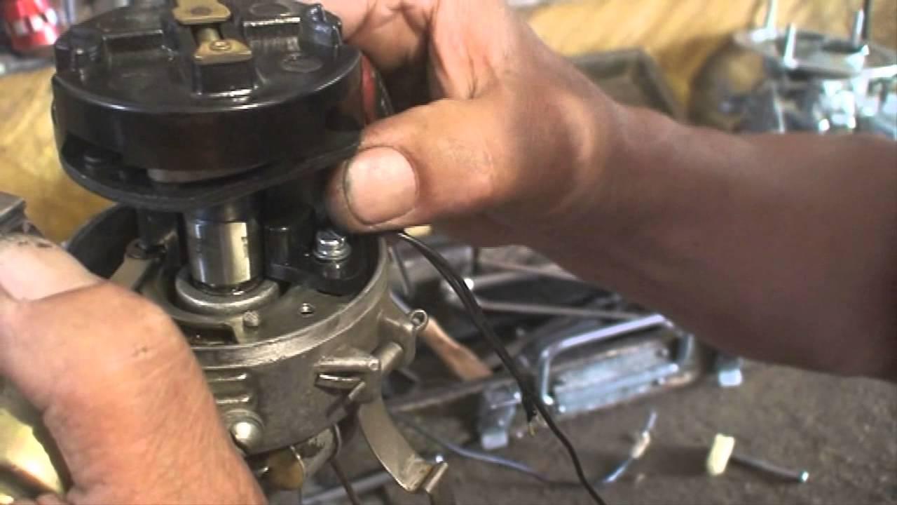 Грамотная установка зажигания на ВАЗ 2107 своими руками