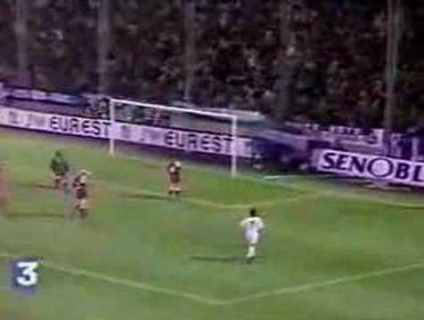 1/16 Auxerre-Liverpool 2-0 (C3 1991/92)