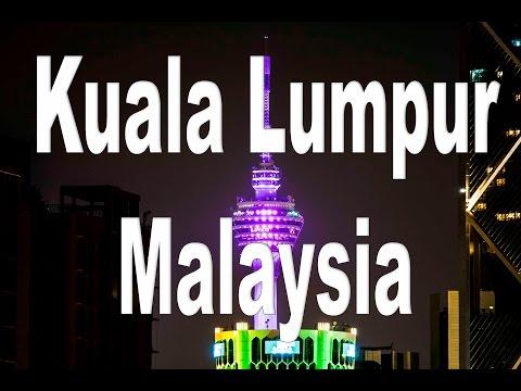Travel Vlog - Malaysia Day 2 - Arrived at Kuala Lumpur - LostSato
